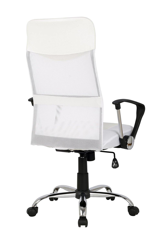 Silla de oficina blanca barata gu a de compra y an lisis - Mejor silla de oficina ...