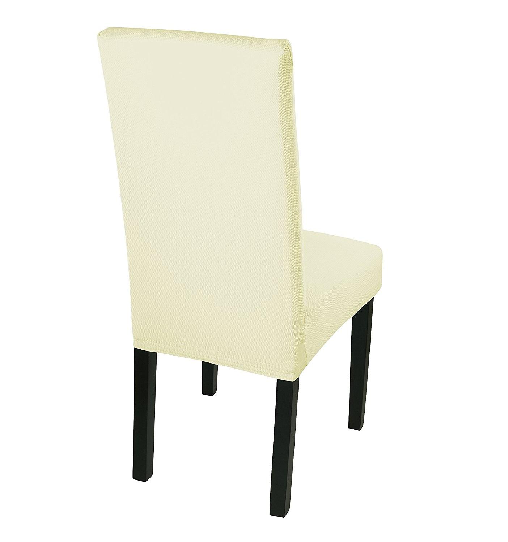Hermoso fundas para sillas comedor galer a de im genes - Fundas asiento sillas comedor ...