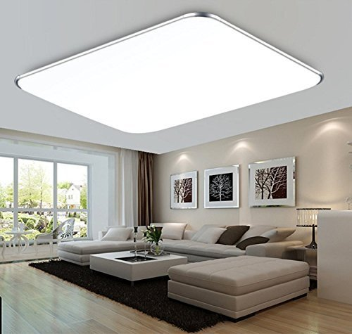 Las mejores l mparas de techo modernas comparativa del - Lamparas de techo de diseno modernas ...