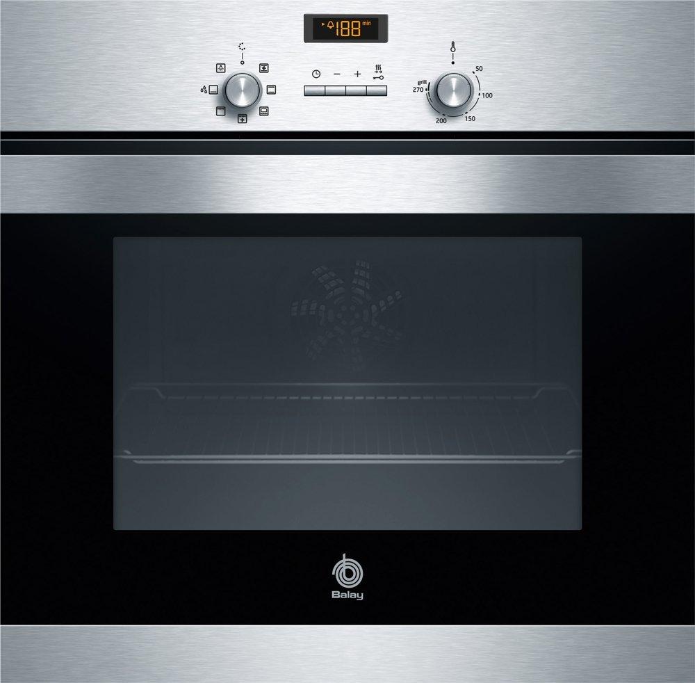 Opiniones sobre balay 3hb506xm an lisis y precios for Ofertas de hornos electricos