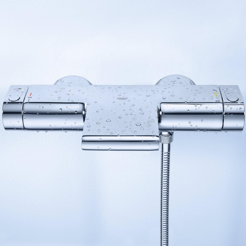 Los mejores grifos termost ticos para ducha grohe for Grifos ducha termostaticos grohe precios