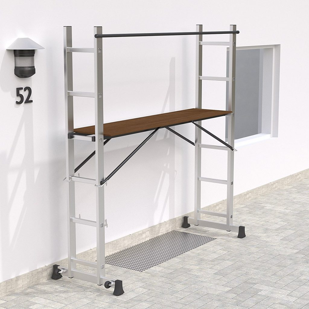La mejor escalera andamio comparativa gu a de compra for Escaleras y andamios