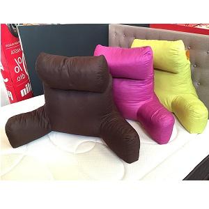 La mejor almohada lumbar comparativa gu a de compra del - Cojin lectura cama ...