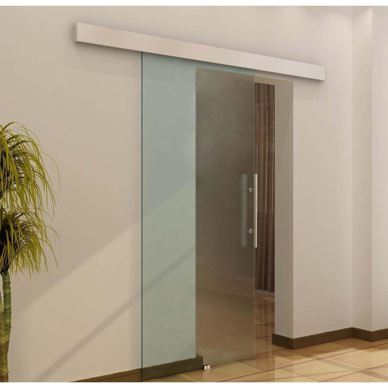 Puertas correderas con guia exterior elegant puertas - Guias puerta corredera ...