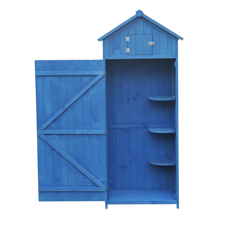Los mejores cobertizos en madera de jard n comparativa for Carpas de madera para jardin