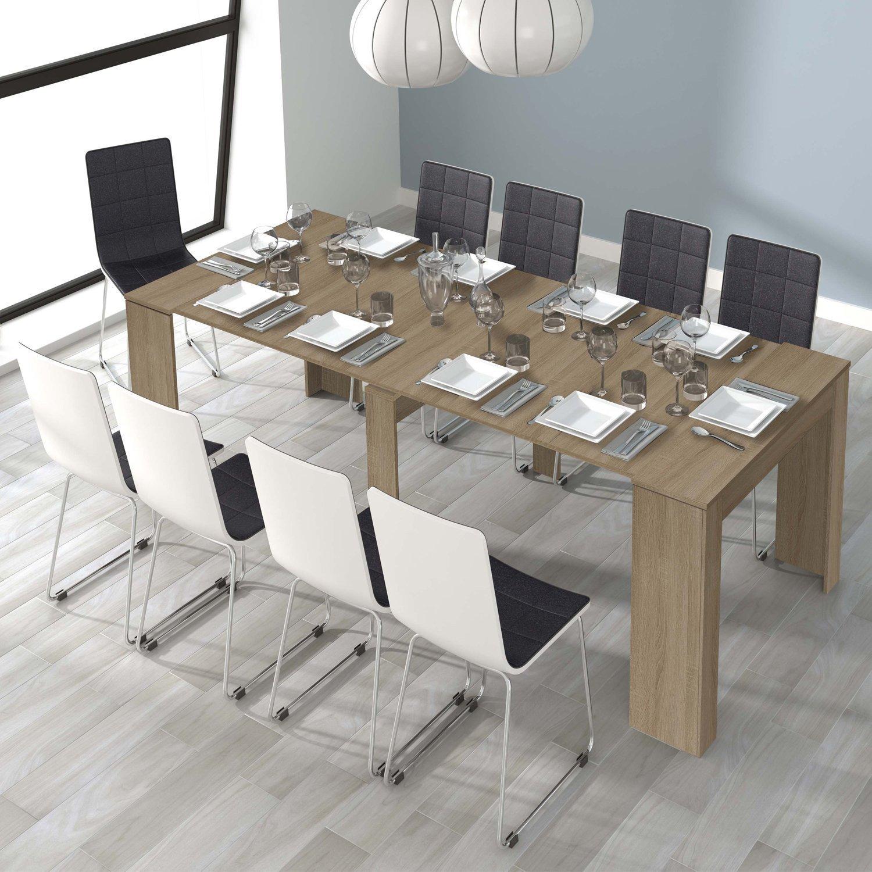 La mejor mesa de consola extensible comparativa gu a de - Habitdesign muebles ...