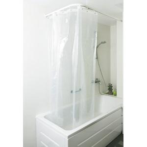 Las mejores cortinas de ducha transparentes comparativa del diciembre 2017 - Cortinas de bano transparentes ...
