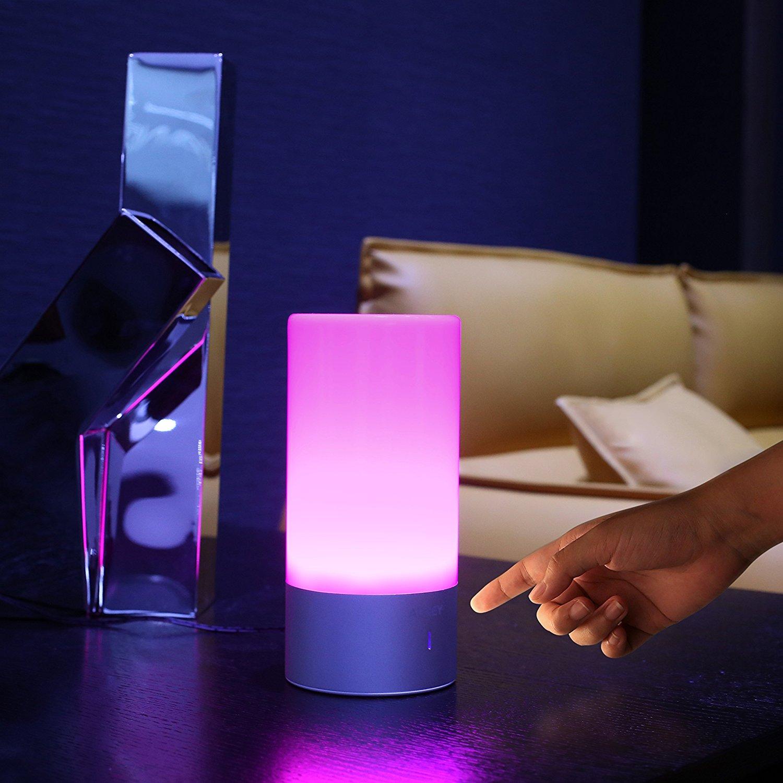 Las mejores l mparas de noche t ctiles comparativa del - Fluorescentes cocina ikea ...