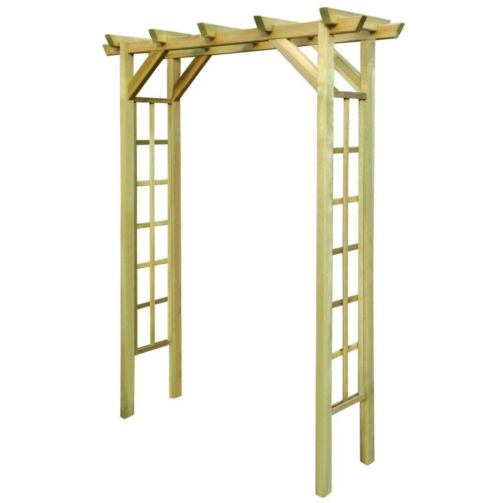 arco de madera para jard n gu a de compra y an lisis del