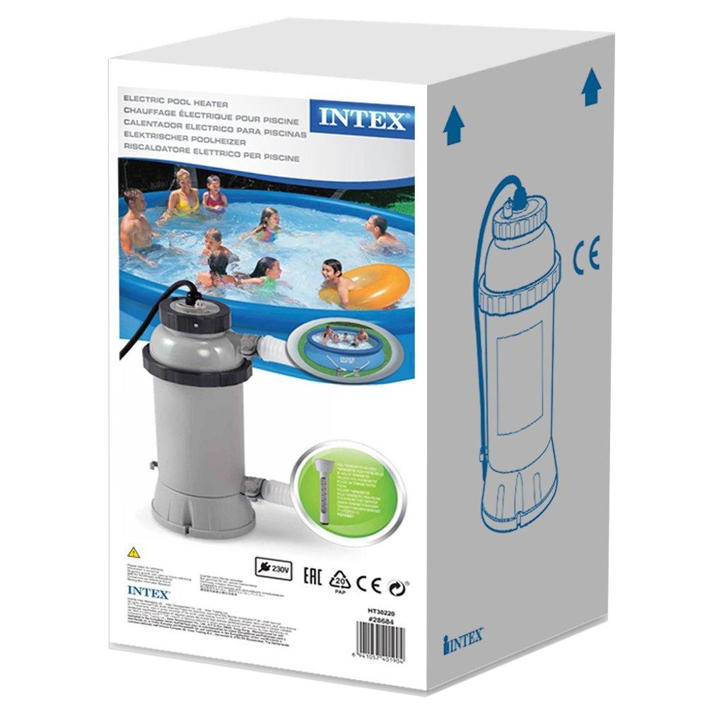Chauffage electrique au sol intex accessoires piscines of for Chauffage pour piscine intex