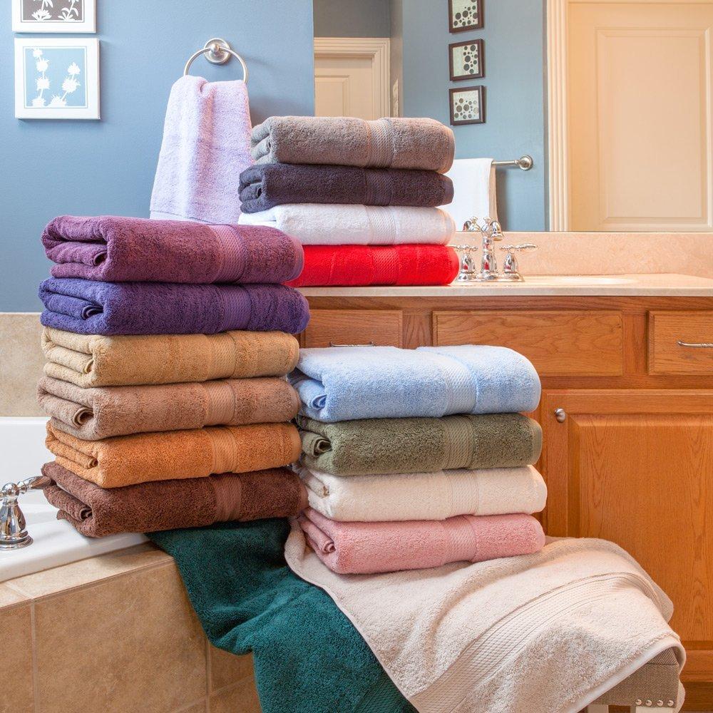 Los mejores juegos de toallas de algod n egipcio comparativa del enero 2019 - Toallas de algodon ...