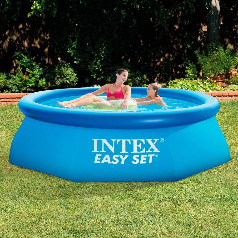 Las mejores piscinas hinchables intex comparativa del for Piscinas hinchables grandes precios