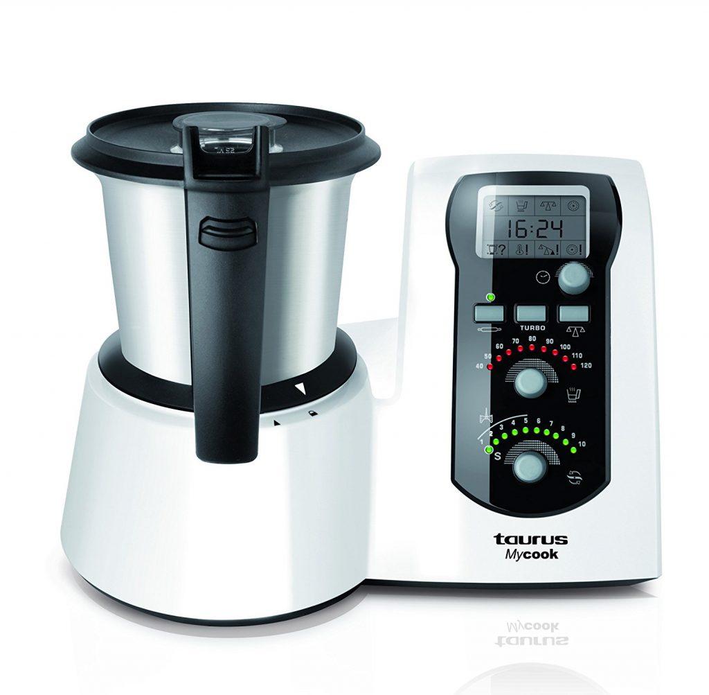 1 taurus mycook robot de cocina del marzo 2018 - Robot de cocina barato y bueno ...