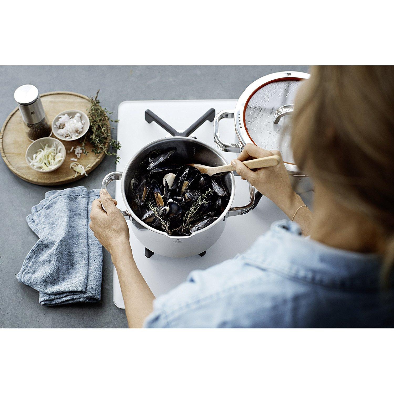Las mejores bater as de cocina wmf comparativa del abril for Bateria cocina bra