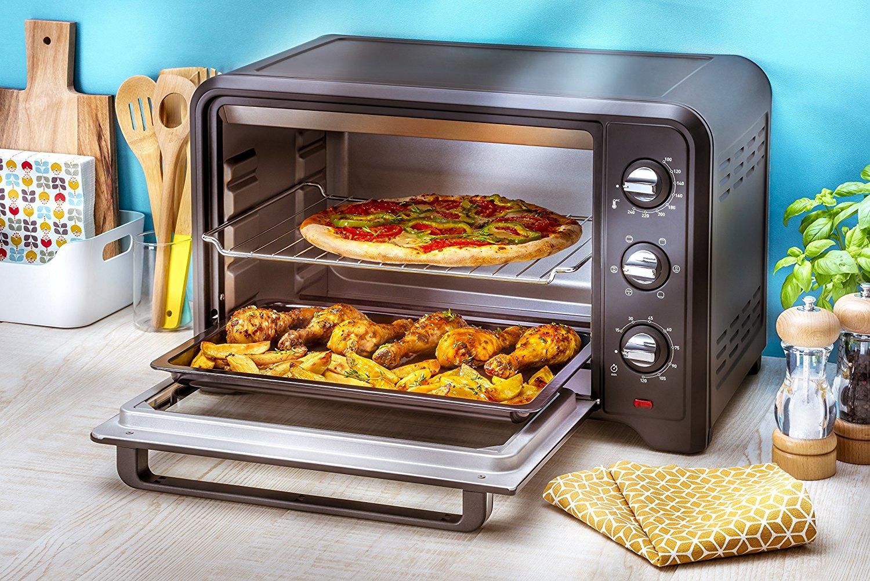 Los mejores hornos el ctricos moulinex comparativa del for Hornos de cocina electricos