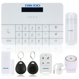 Los mejores sistemas de alarma gsm comparativa del abril - Sistema de alarma gsm ...