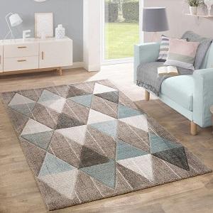 es una alfombra con un tamao de 60 x 110 cm y un peso promedio de 2850 gramos por cada metro cuadrado especificaciones tcnicas que resultan adecuadas - Alfombras Modernas