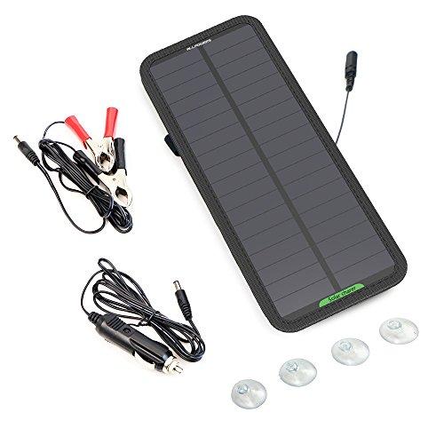 Los mejores cargadores solares de bater a para coche for Techados para coches