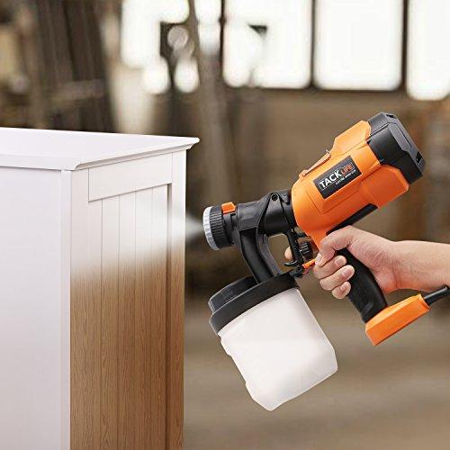 La mejor pistola para pintar paredes comparativa gu a - Pistola pintar paredes ...
