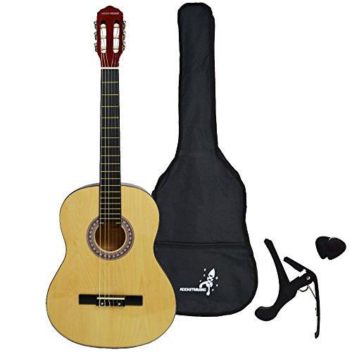 ▷ Guitarra clásica barata. Guía de compra y análisis del Octubre 2018