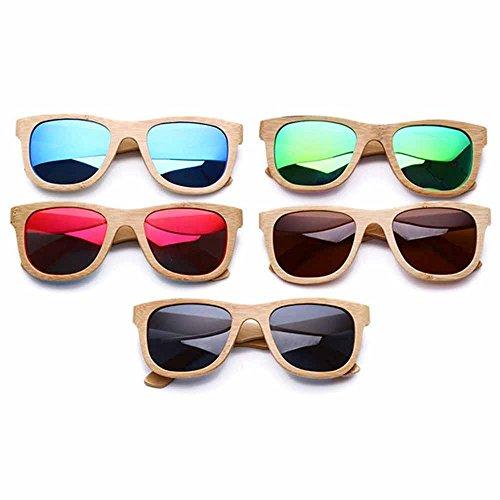 94c6728ea2 ▷ Las Mejores Gafas De Madera. Comparativa & Guía De Compra - Junio ...