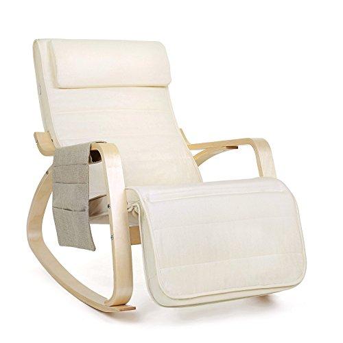 0bb575fb8 ¡Ver más fotos! Para quienes están en busca de la mejor silla mecedora ...